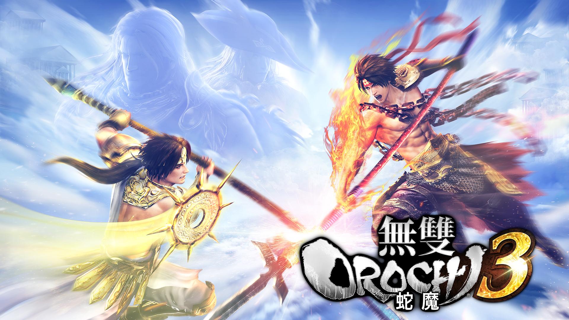 無雙 orochi 蛇 魔 3 破解